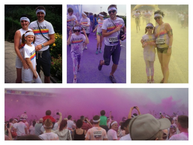 The Color Run - Manchester