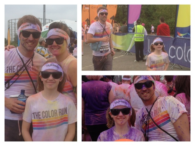 The Color Run Manchester