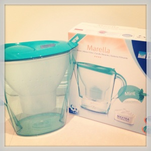 BRITA MARELLA FILTER JUG COMPETITION