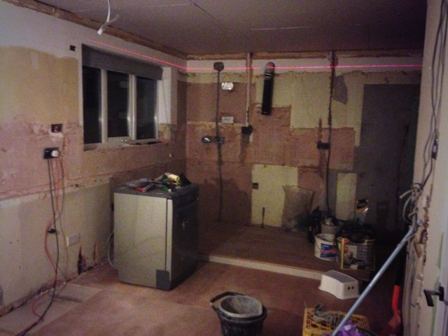 Kitchen removed!