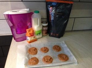 PPB Protein Cookies