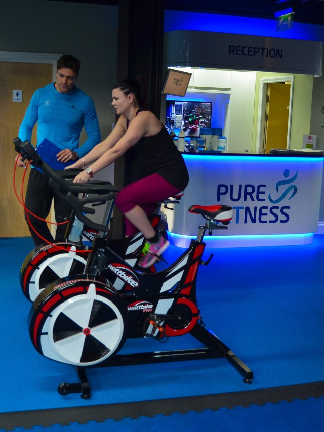 Pure Fitness Gym - Katrina Coming Clean